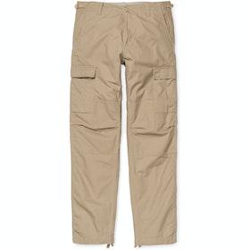 Pantalon Cargo Carhartt Aviation - Leather Rinsed