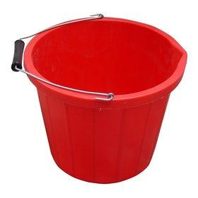 Prostable Water Bucket - Red