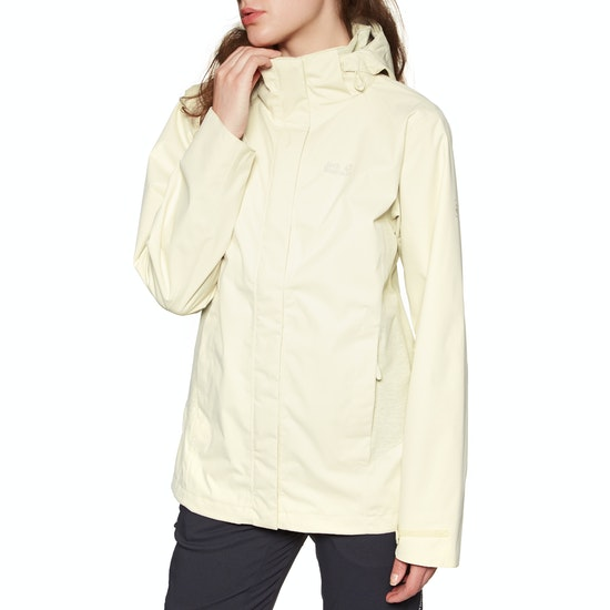 Jack Wolfskin Marble Rock Womens Waterproof Jacket