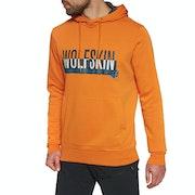 Pullover à Capuche Jack Wolfskin Slogan