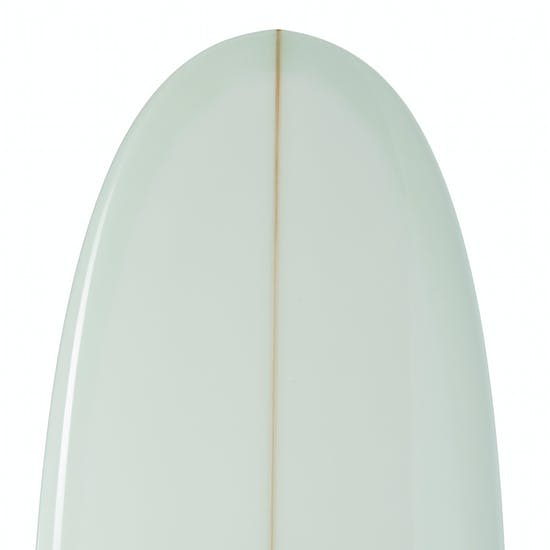 Maluku Kayu Single Fin Longboard Surfboard