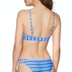 Sisstrevolution Front Line Triangle Swim Bikini Top