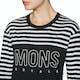 Mons Royale Yotei Bf Tech Long Sleeve Womens Base Layer Top