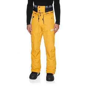 Pantalón de snowboard Picture Organic Under - Yellow