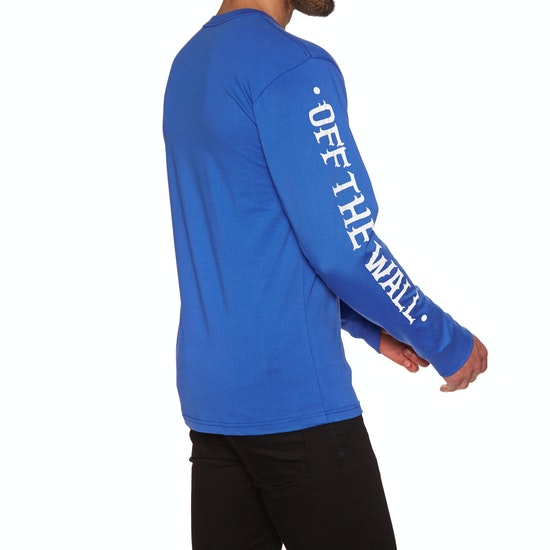 Vans X Anti Hero On The Wire Long Sleeve T-Shirt