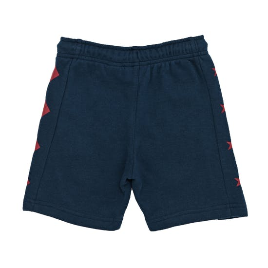 Converse Multi Colour Chevron F.t Kids Shorts