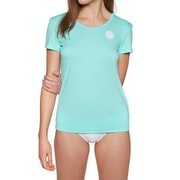 Rip Curl Whitewash Loose Fit Ladies Surf T-Shirt