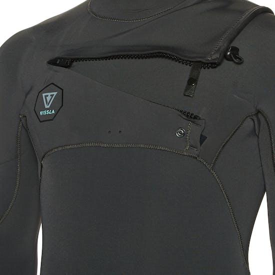 Vissla Seven Seas 3/2mm 2019 Chest Zip Wetsuit