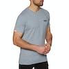 Superdry Orange Label Vintage Embroidered Short Sleeve T-Shirt - Pacific Blue Grit