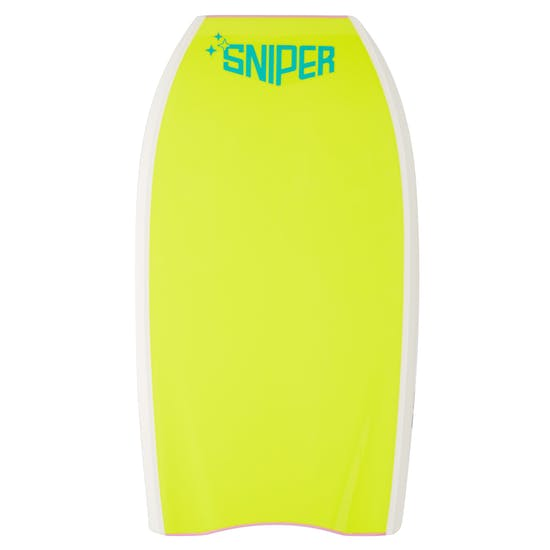Sniper Pop PE Core Glitter Series Ladies Bodyboard