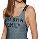 Hurley Quick Dry Aloha Only Womens Swimsuit
