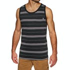 Hurley Drifit Harvey Stripe Pocket Tank Vest
