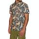 Hurley Fat Cap Woven Short Sleeve Shirt