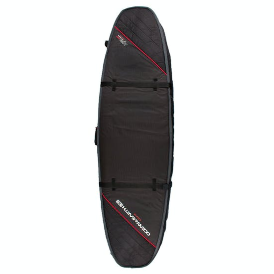 Ocean and Earth Quad Coffin Shortboard Surfboard Bag