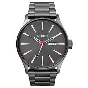 Nixon Sentry SS Watch - Gunmetal