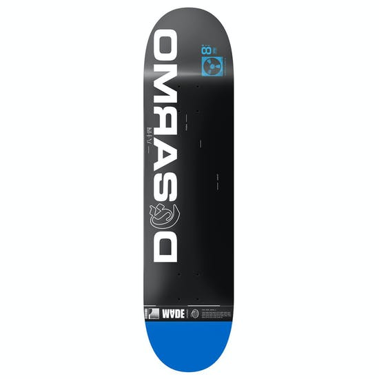 Primitive Desarmo Long Play Skateboard Deck