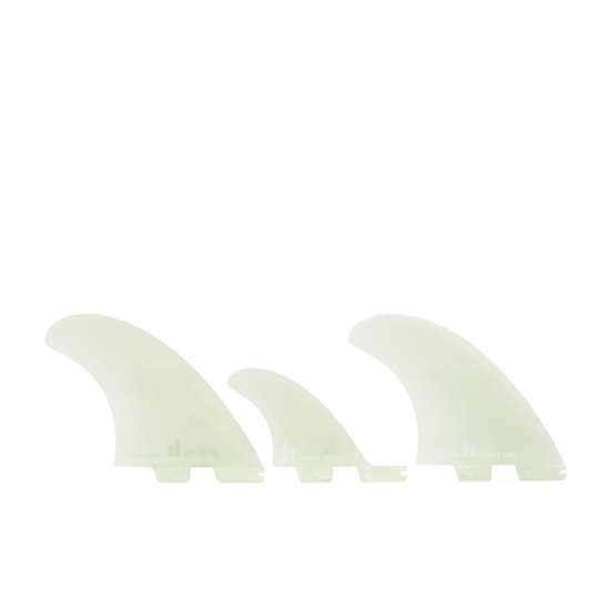 FCS II Power 2+1 Performance Glass Fin