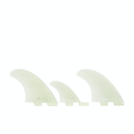FCS II Power Twin+1 Performance Glass Fin