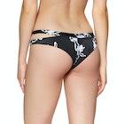 RVCA Sage Floral Cheeky Bikini Bottoms