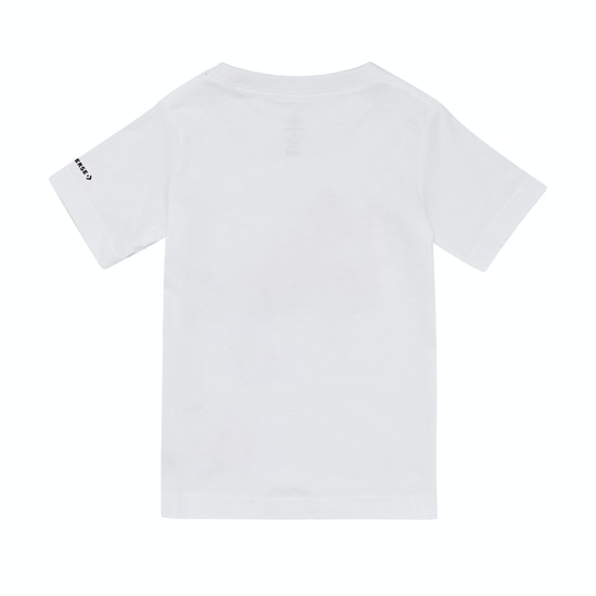 T-Shirt a Manica Corta Bambini Converse Pixel Chuck