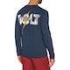 Lightning Bolt Og Pocket Long Sleeve T-Shirt