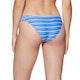 Pieza inferior de bikini Sisstrevolution The Bottomline Cheeky Swim