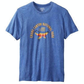 Pendleton Grand Canyon Park T Shirt - Vintage Royal Blue