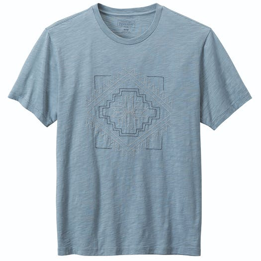 T-Shirt de Manga Curta Pendleton Tee