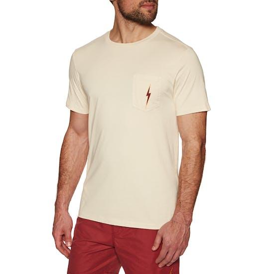 Lightning Bolt Welcome Home Pocket Short Sleeve T-Shirt