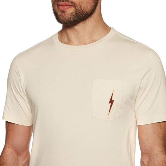 Lightning Bolt Welcome Home Pocket Short Sleeve T-Shirt