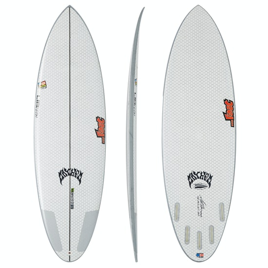 Lib Tech X Lost Quiver Killer 5 Fin Surfboard