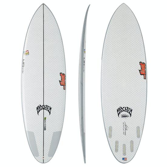 Lib Tech X Lost Quiver Killer 5 Fin Surfboard