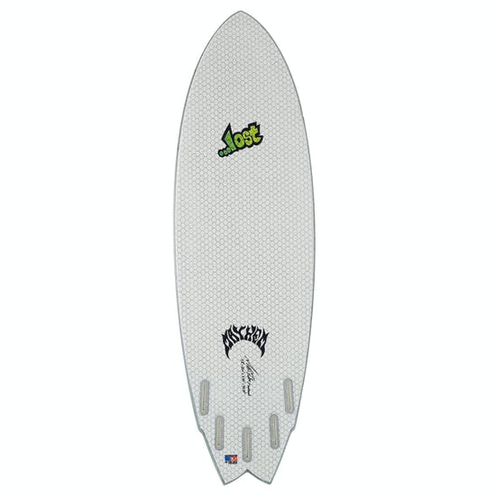 Lib Tech X Lost Round Nose Fish Redux Surfboard