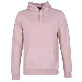 Colorful Standard Classic Organic Pullover Hoody - Faded Pink