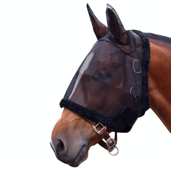 QHP Ear Protection Fly Mask