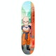 Primitive Krillin Team 8.125 Inch Skateboard Deck
