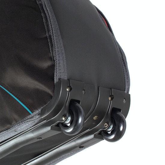 Ocean and Earth Quad Wheel Shortboard Surfboard Bag
