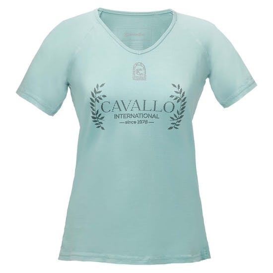 Camiseta de manga corta Cavallo Madita