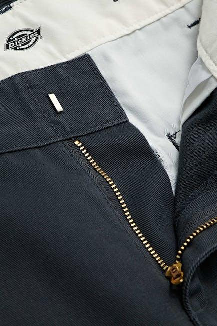 Dickies WP872 Slim Fit Work Chino Hose