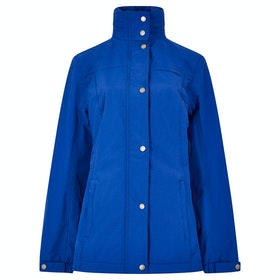 Dubarry Aran Ladies Jacket - Royal Blue