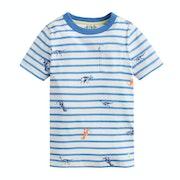 Camiseta de manga corta Boys Joules Caspian