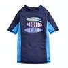 Rash Vest Boys Joules Chase - French Navy