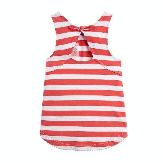 Joules Lou Girls Tank Vest