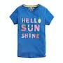 Blue Hello Sunshine