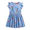 Vestido Joules Tasha - Blue Botanical Bunch