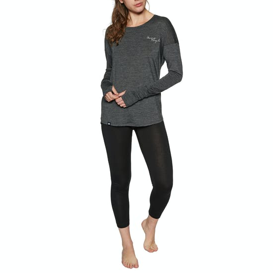 Mons Royale Estelle Relaxed Womens Base Layer Top