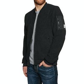 Wear Colour Rock Jacket Fleece - Black