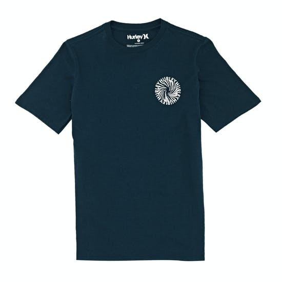 Hurley Wormhole Boys Short Sleeve T-Shirt