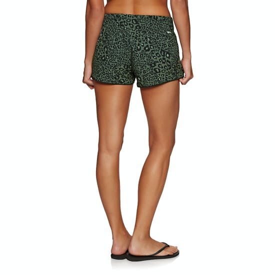 Hurley Phantom Waverider Leopard Womens Boardshorts