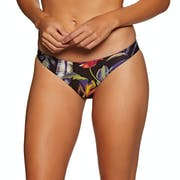 Hurley Quick Drying Floral Surf Bikini Bottoms